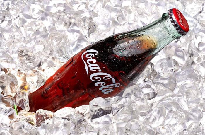 Кока-Кола и идеальные волосы