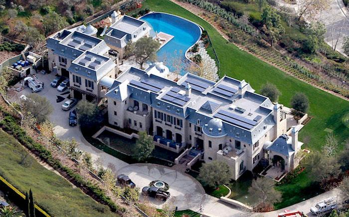 Дом мечты Тома Брейди