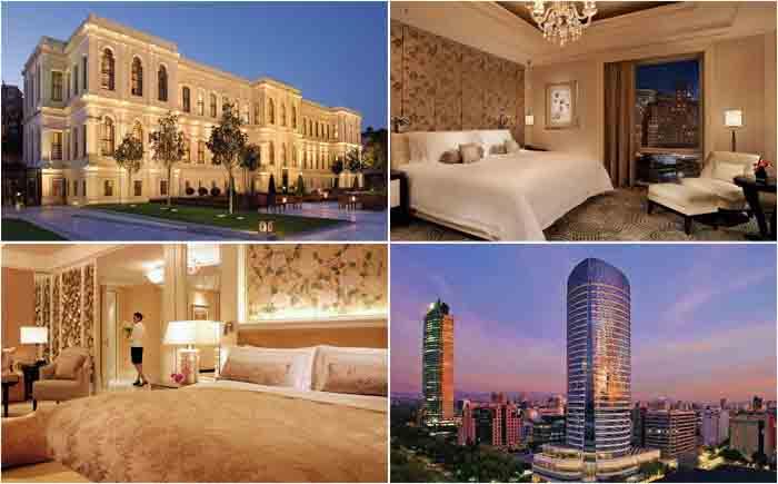 12 самых роскошных отельных сетей в мире