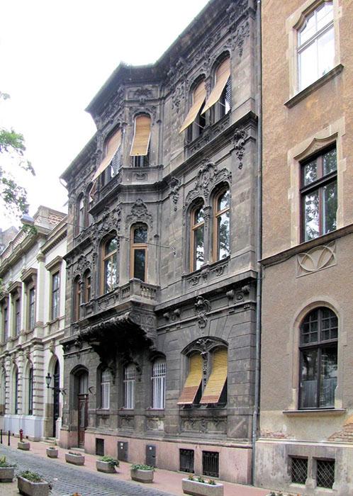 Отель «Дом Броуди», Будапешт