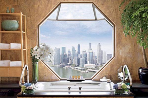 Отель Ritz-Carlton, Сингапур
