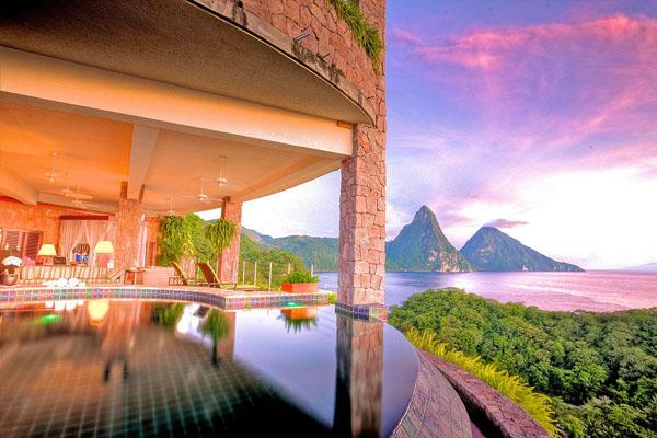Отели с самыми потрясающими видами из окна