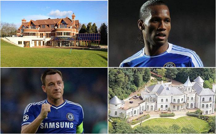 10 самых дорогих домов, принадлежащих известным футболистам