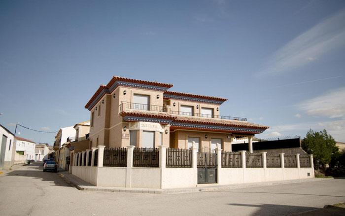 Дом Андреса Иньеста