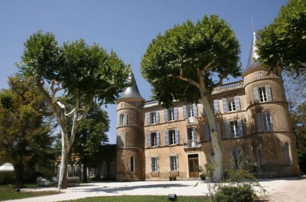 Замок де Роберни
