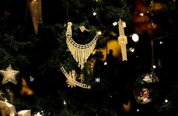 Самые дорогие украшения для рождественской елки