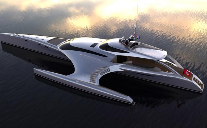 Яхта «Адастра»