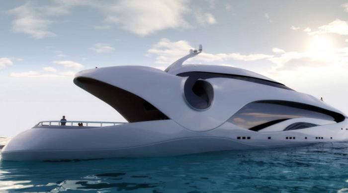 Яхта Oculus