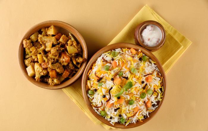 В Индии самое большое количество вегетарианцев