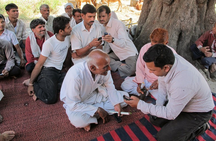 Один мобильный на семью