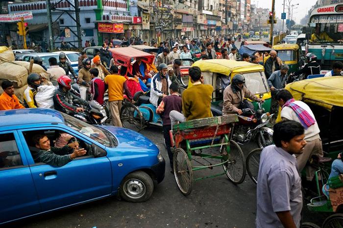 В Индии высокий уровень смерти