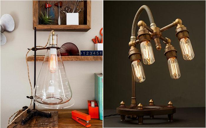Лампочек может быть много