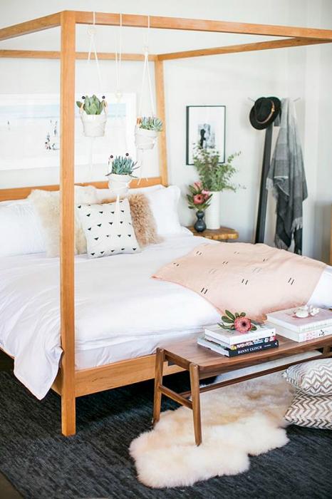 В спальне главное - матрас