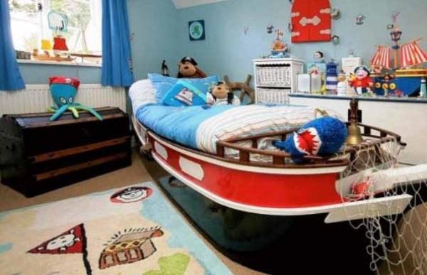 Спальня для пиратов