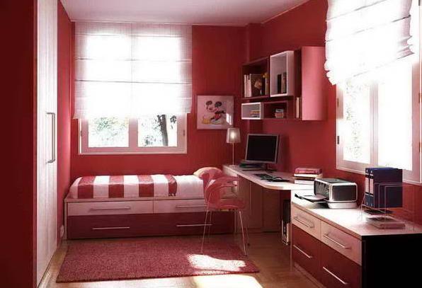 Традиционная спальня для девочки
