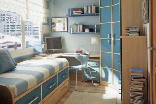 Традиционная спальня для мальчика