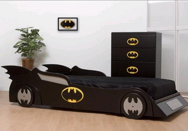 Спальня для помощника Бэтмена