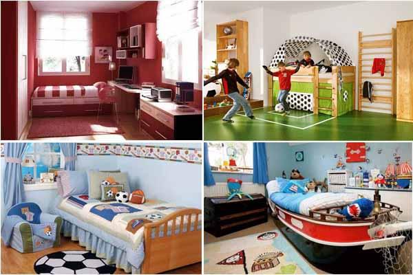 Обзор разноцветных веселых дизайнерских решений для детской комнаты