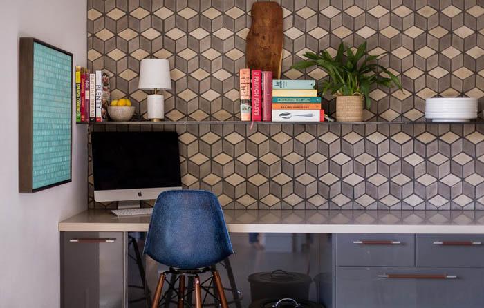 Домашний кабинет и кухня - единый подход