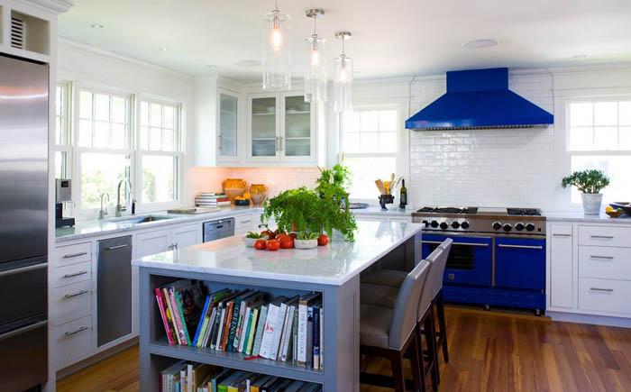 Интерьер кухне от Siemasko + Verbridge