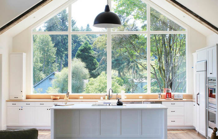 Интерьер кухни от Elevate Design + Construct