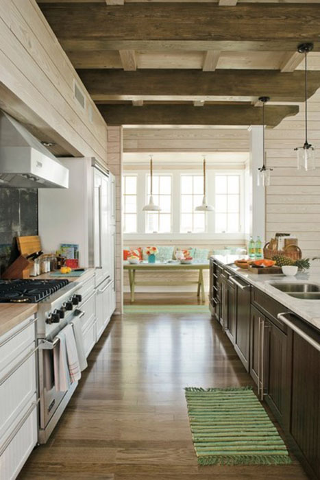 Интерьер кухни от Southern Living