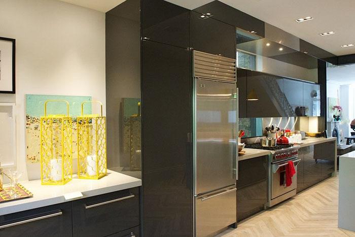 Интерьер кухни от Yorkville Design Centre