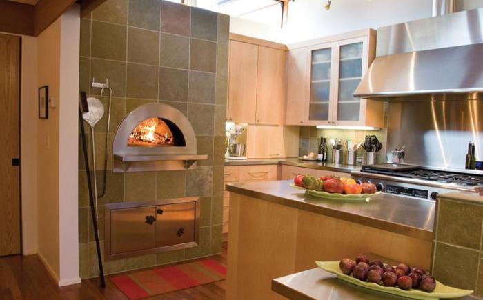 Духовка Mugnaini Wood-Fired Pizza Oven