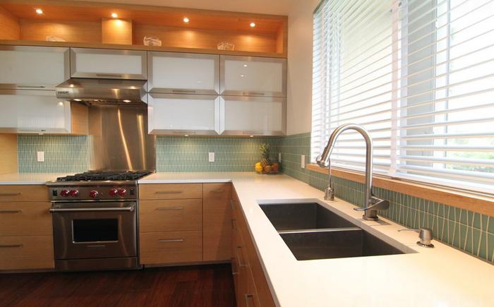Интерьер кухни от McClellan Architects