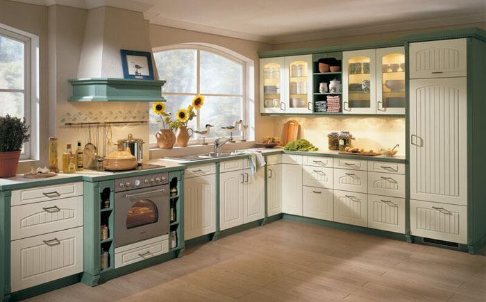 Гармония цвета: 20 элегантных интерьеров кухонь от наилучших дизайнеров