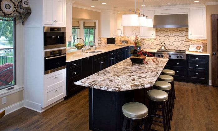Интерьер кухни от Eminent Interior Design