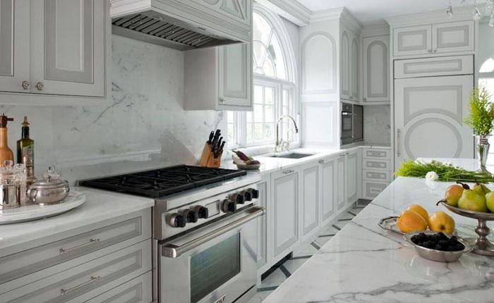 Интерьер кухне от Gibson Gimpel Interior Design