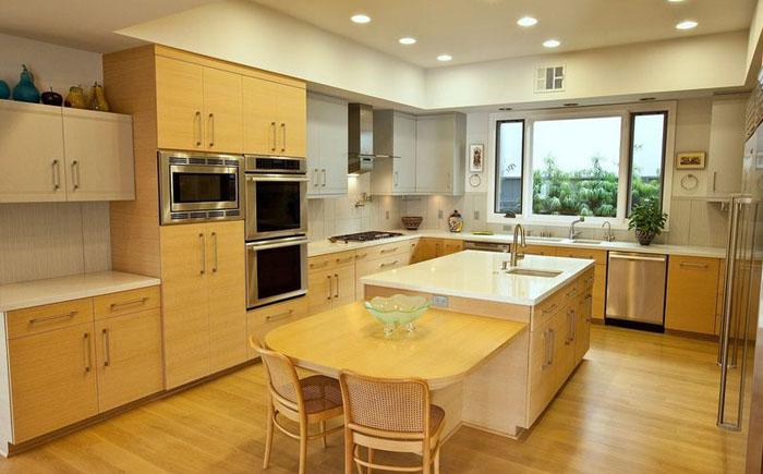 Интерьер кухни от SH-Interiors