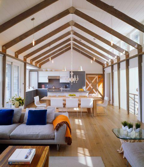 Интерьер кухни от Hutker Architects