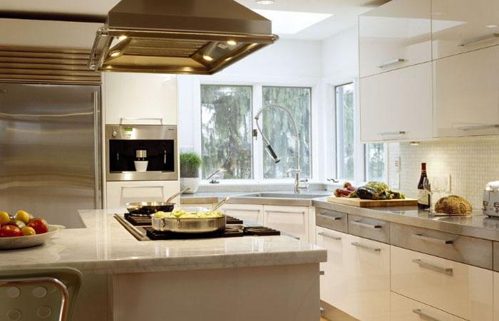 Интерьер кухне от Venegas and Company