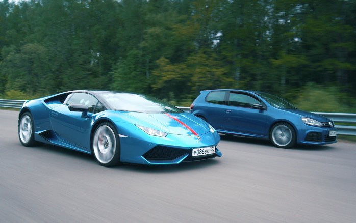 Lamborghini Volkswagen