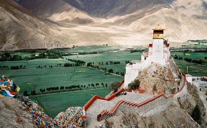 Шамбала, Тибет