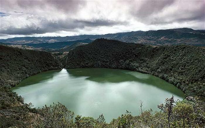 Эльдорадо, Колумбия