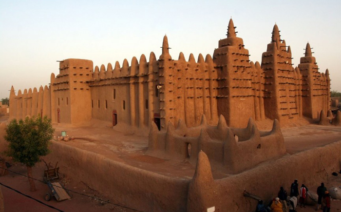 Тимбукту, Мали