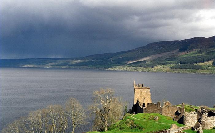 Лох-Несс, Шотландия