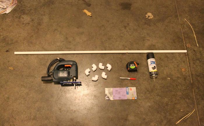 Подбор материалов и инструментов