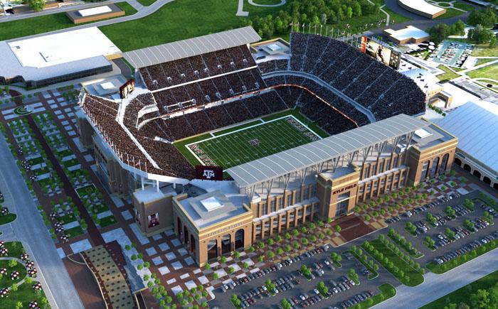 Стадион Kyle Field