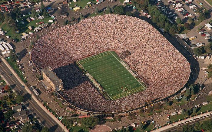 Стадион «Мичиган»