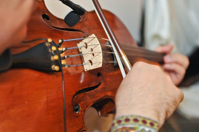 Юта – не носить скрипки в бумажных пакетах