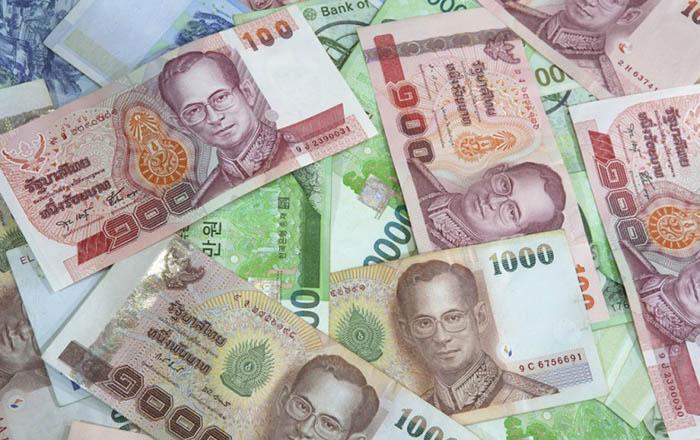 Таиланд – закон, запрещающий наступать на купюру