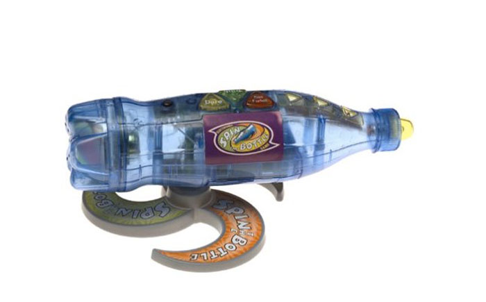 Электрическая подставка для раскрутки бутылки