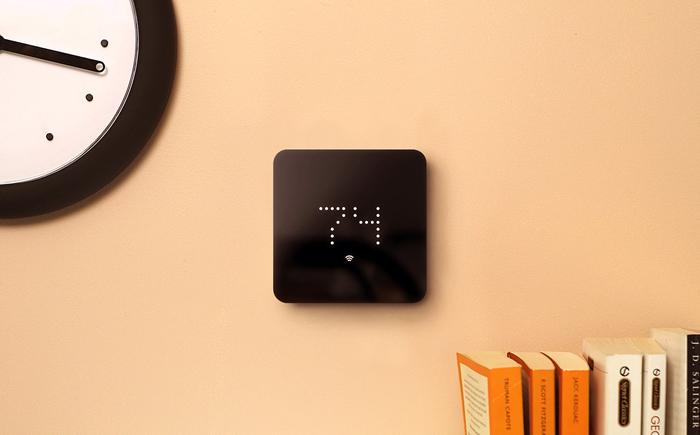 Приложение, контролирующее температуру в комнате