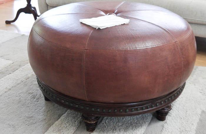Уход за кожаной мебелью: простое и доступное средство своими руками