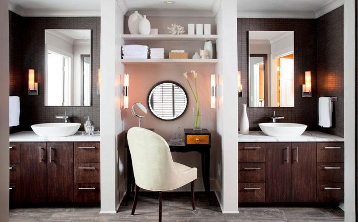 Интерьер ванной от Hansgrohe USA