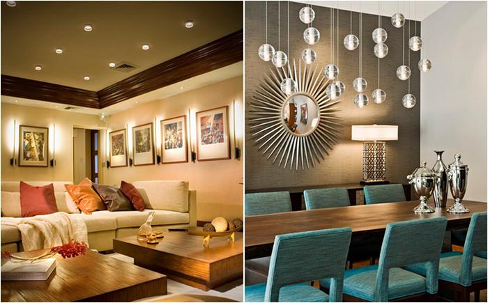 Освещение в доме:  мелочи, на которые обычно не обращают внимание